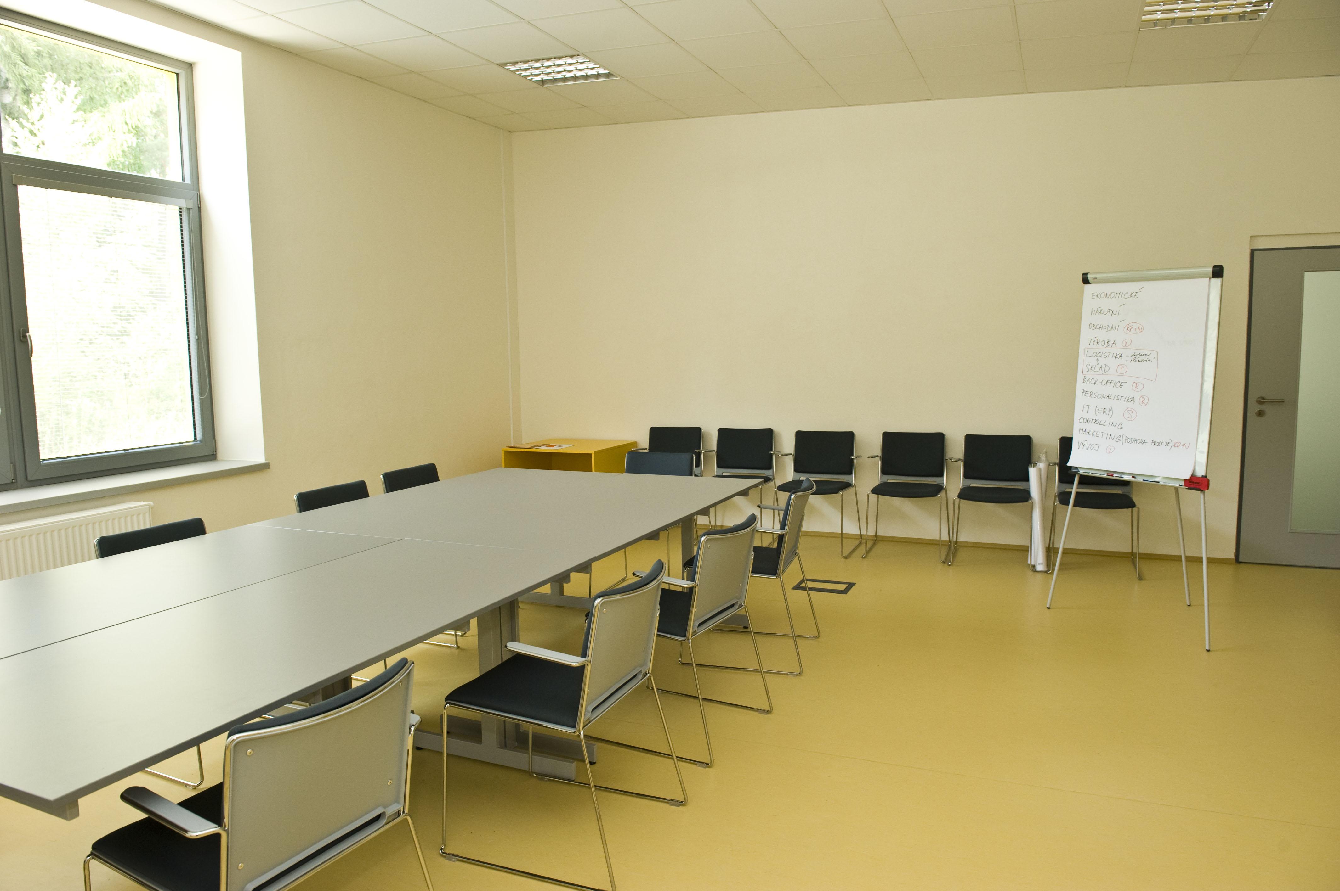 HOPA - zasedací místnost
