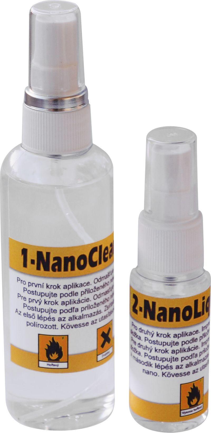 Čistící a ochranný prostředek NanoStar kov